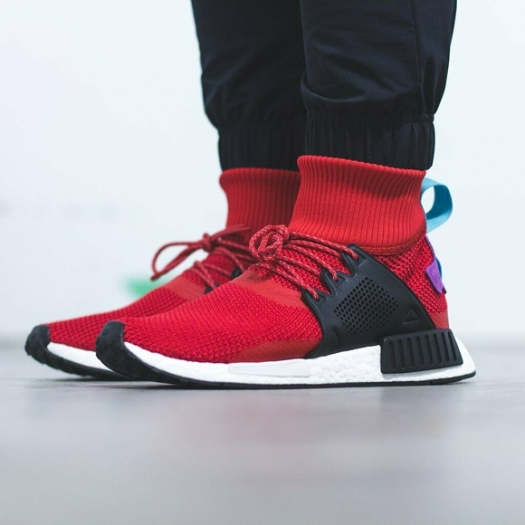 the latest ed28c 795b1 New Adidas Originals NMD XR1 Winter Boost Shoes NWT